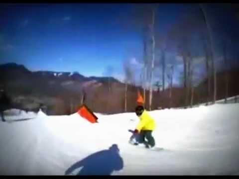 Tyler Olson- Age 11 Snowboarder Freeride streaming vf