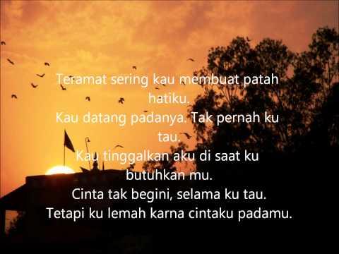 Jika Cinta Dia lyrics by Geisha