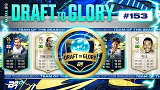 TOTS KANE AND TOTS SON! | FIFA 21 DRAFT TO GLORY #153