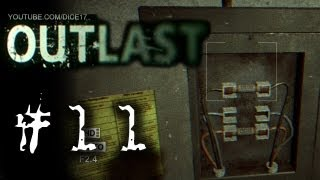 Outlast Gameplay Walkthrough [Part 11] 3 FUSES FOR THE LAUNDRY CHUTE