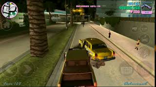 Grand theft auto vice city telephone mission