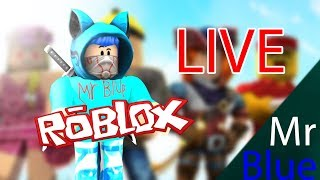 live stream Random Random games road to 970 subs (Robux giveaway at 1000 subs)