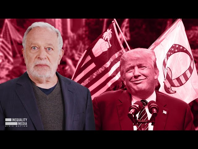The Real Threat to Law and Order | Robert Reich