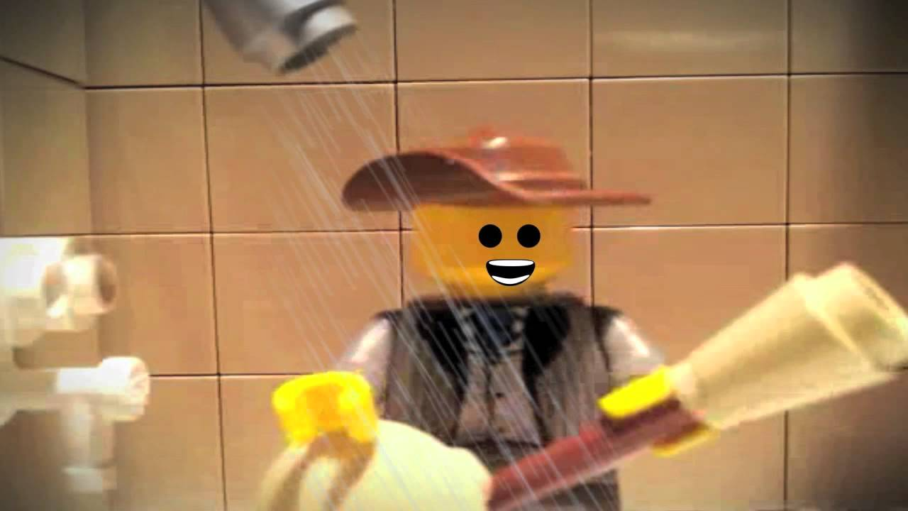 Lego Never Get Naked In Your Shower Julian Smith  Hd -6717