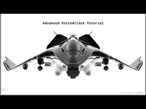 Advanced VoiceAttack Tutorial incl. VLC Music Controls for S
