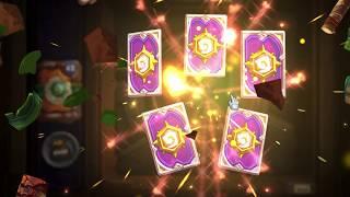 Hearthstone  - Rastakhan Rumble Pre Release 67 Card Pack Opening  (November 2018)