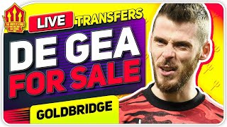 DE GEA Up For Sale? Man Utd News