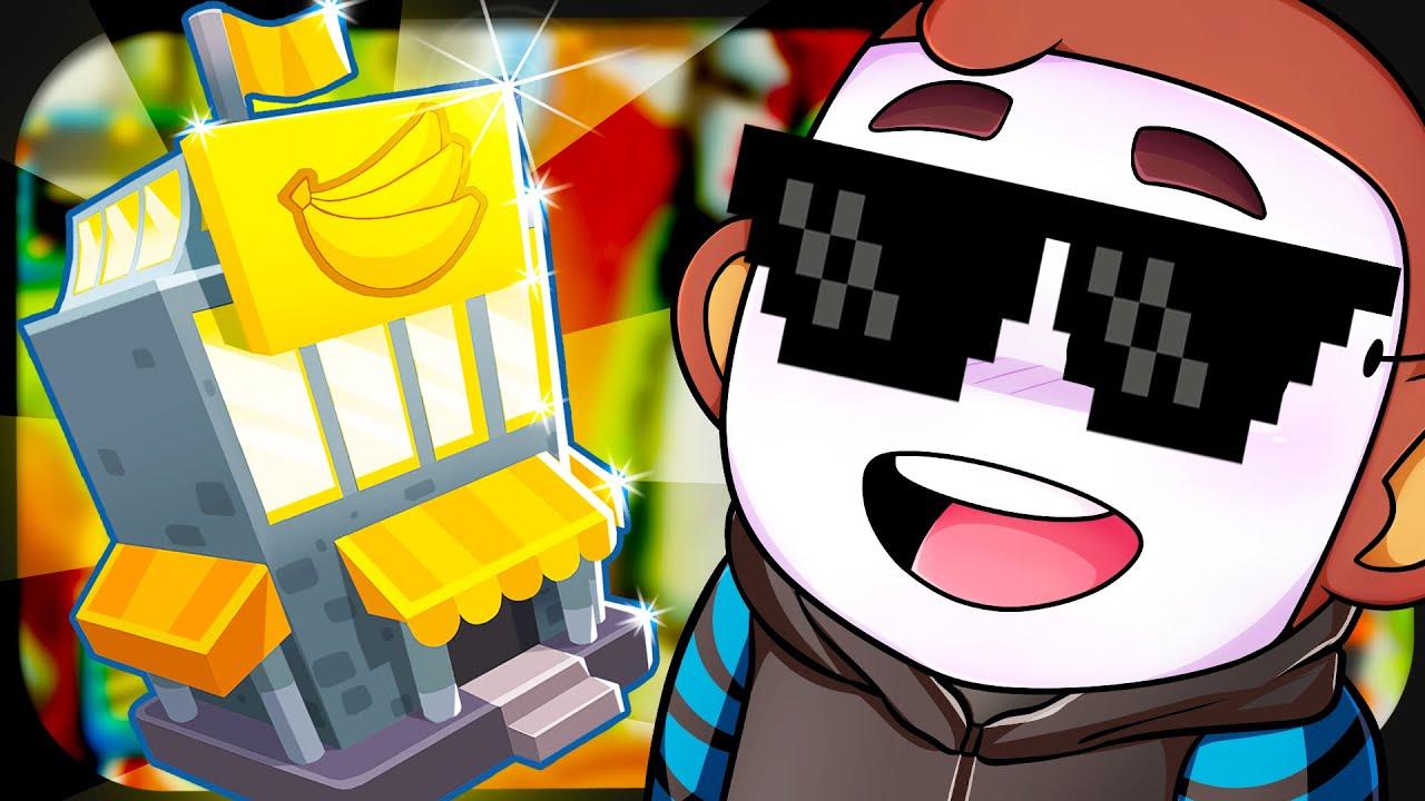 Dummer YouTube Affe macht sich Schulden bei der Bank! 🎈 Bloons Tower Defense 6