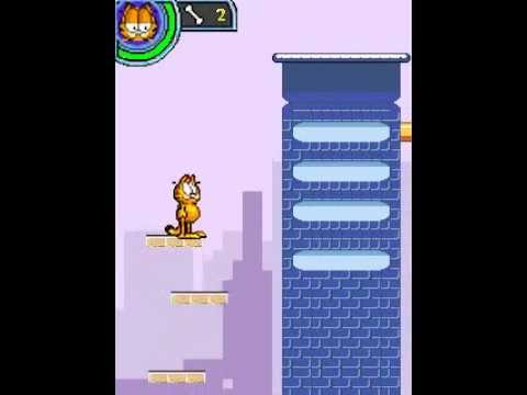 Garfields Day Out (Выходной день Гарфилда) на телефон - MobyTown.Ru