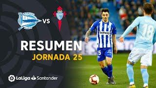 Resumen de Deportivo Alavés vs RC Celta (0-0)