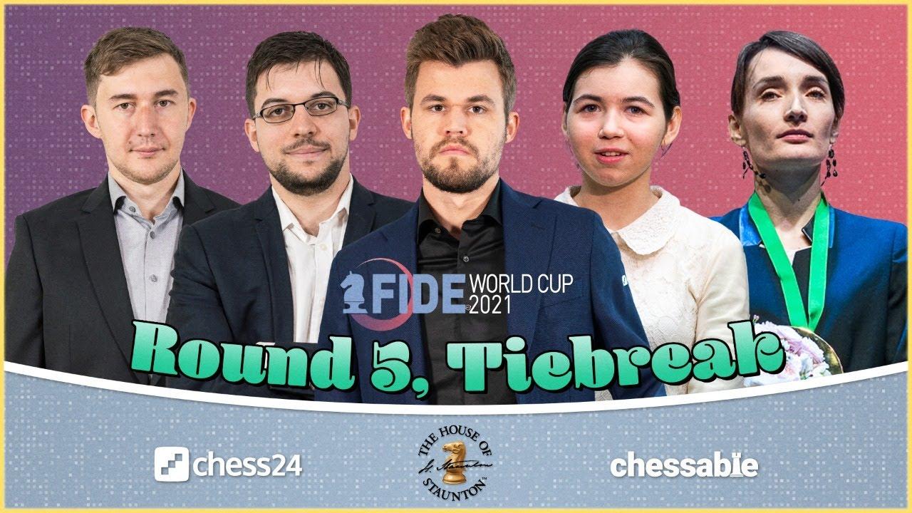 Download FIDE World Cup, Round 5.3   Loek van Wely & Laurent Fressinet