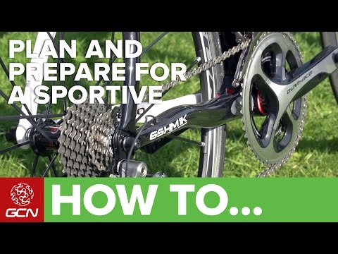 How To Plan And Prepare For A Sportive | Ridesmart
