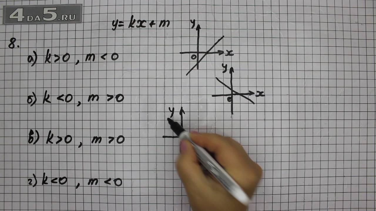 8 алгебру 2018 решебник скачать мордкович