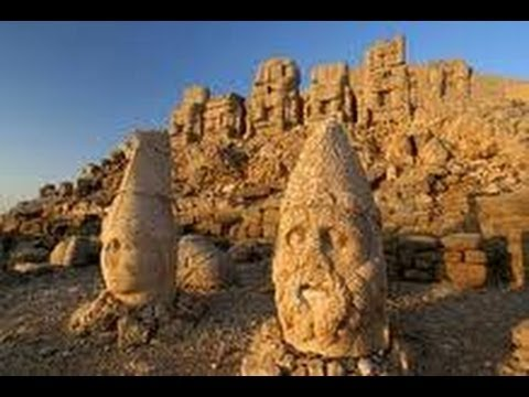 Nemrut Dagi / Das Geheimnis des Antiochos - Archeological Research With Seismic and Radar