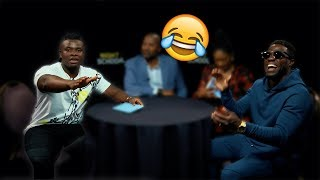 Kevin Hart Vs Michael Dapaah Uk Vs Usa Slang Challenge Ft Tiffany Haddish