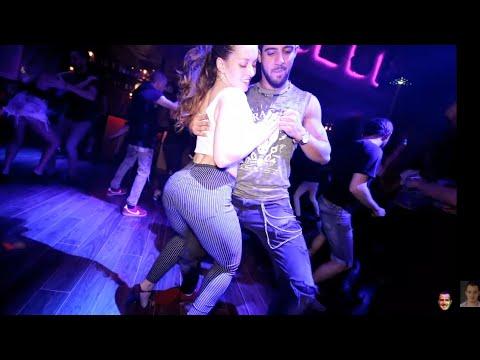 Daniel And Limay @Social Sensual Bachata Dance [Señorita]
