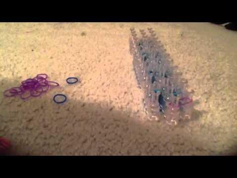 How To Make Rainbow Loom Barefoot Sandals Youtube