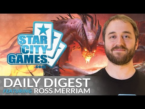 Daily Digest: Four-Color Reveler with Ross Merriam [Modern]
