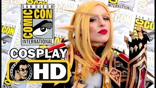San Diego Comic Con Cosplay Music Video - #SDCC 2017