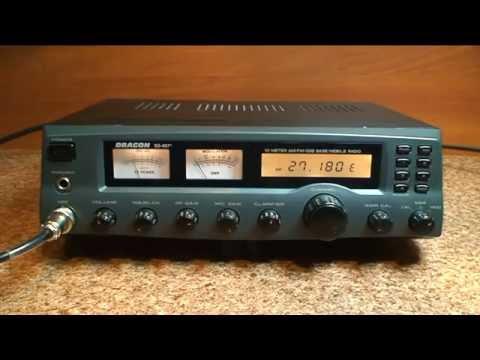 CB Radio - DBS Dynamiczna Blokada Szumów