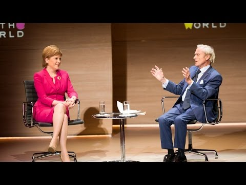 Scotland's political Star: Nicola Sturgeon