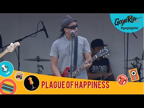 #GegariaFest | Plague Of Happiness