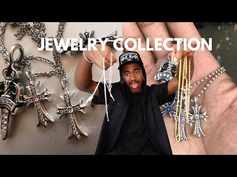 My Jewelry collection 2018 | Chrome Hearts , popular jewelry co + more