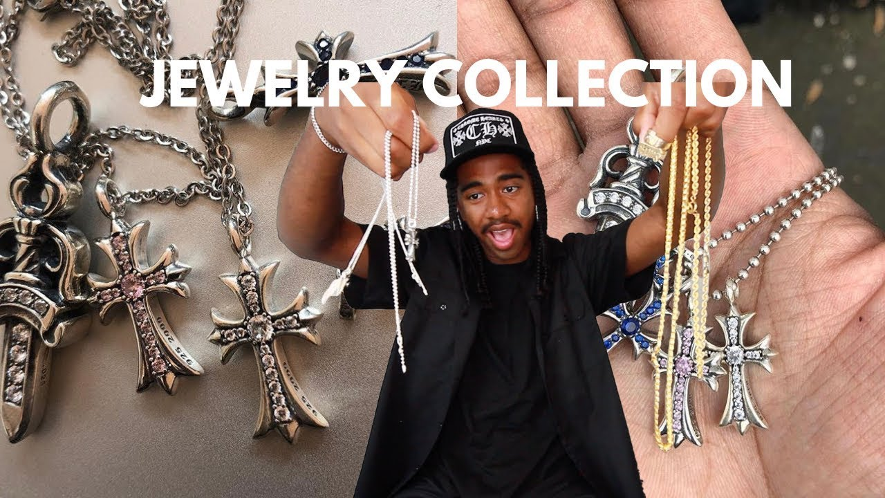 864803cf1 My Jewelry collection 2018 | Chrome Hearts , popular jewelry co + more