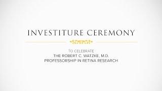 Watzke Invesure Ceremony | 6.10.16