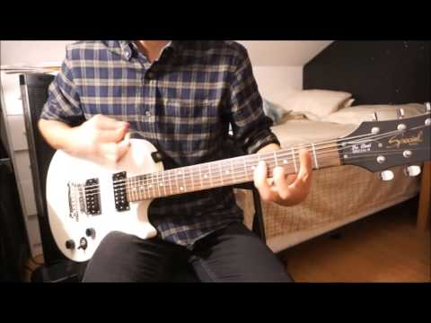 12 Days of Christmas - Relient K guitar cover
