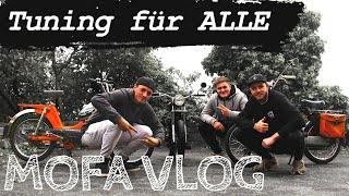 nur ORIGINAL ist LEGAL | Mofa tuning und Umbauten | Moped Factory Mofa Vlog