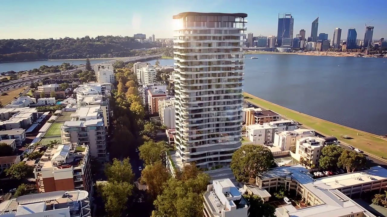 Lumiere New Luxury Apartments South Perth