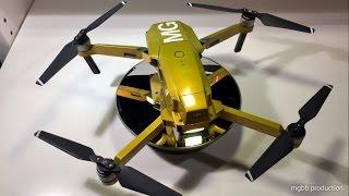 DJI Mavic Pro Dronewrap Test