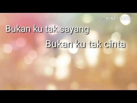 Anderta -Jujur Saja (Lirik Lagu) #karokean