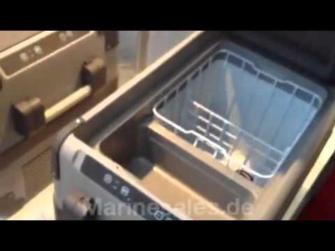 waeco cfx 40 k hlbox neu youtube. Black Bedroom Furniture Sets. Home Design Ideas