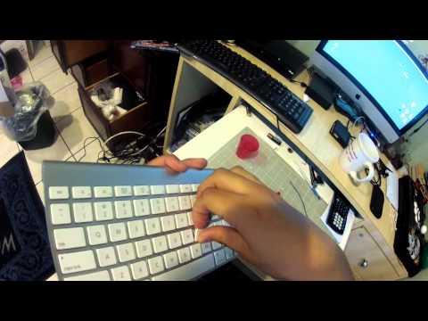 HOW TO: Repair Sticky keys on an Apple Wireless Keyboard