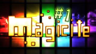 【阿鬼遊び】『魔境礦域 Magicite #1』一鏡到底!無法存檔中斷的硬派2D卷軸遊戲