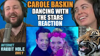 Carole Baskin's Paso – Dancing with the Stars REACTION | Internet Rabbit Hole Daily