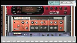 How to record guitar in Reason 7