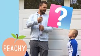 Download Baby Gender Reveals That'll Warm Your Cold, Childless Heart Mp3 and Videos