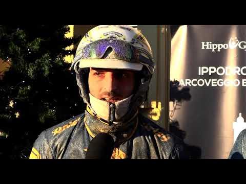 2021 01 06 Gran Premio della Vittoria -Intervista a Antonio Di Nardo