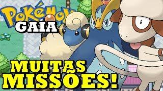 Pokémon Gaia (Detonado - Parte 3) - Muitas Quests Divertidas!