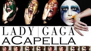 Lady GaGa acapella ! Applause. a Cover Parody Multitrack by Dan-Elias Brevig.