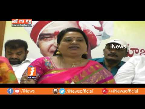 Gudur TDP Leader Jyothsna LathaTo Join YSRCP For Upcoming Election? | Loguttu | INews