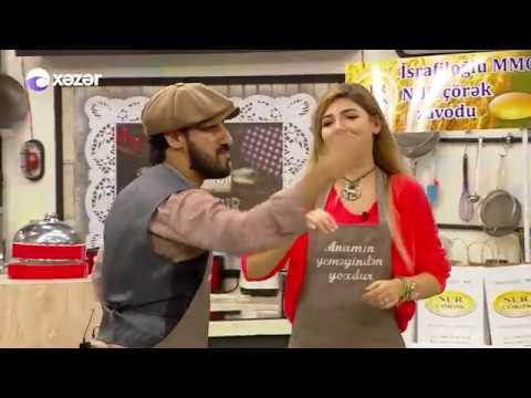 Anamın yeməyindən yoxdur -  İmtahan serialının aktyor və aktrisaları 01.11.2018