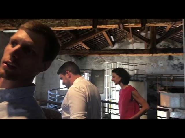 Tour de France de l'Industrie - Marseille - Savonnerie du Fer à Cheval - vidéo 1 - 12072019