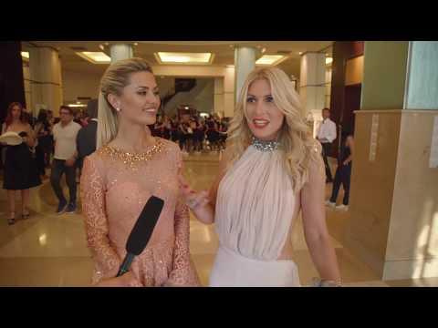 Victoria Bonya & Hofit Golan ( Festival de Cannes 2017) part1
