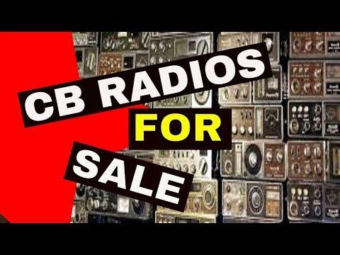 CB Radios For Sale
