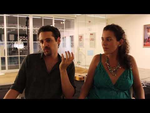 Concerto Marília Schanuel e Lucas Tibúrcio em homenagem a Baden Powell