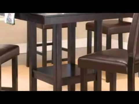 Arcadia Counter Height Dining Set - Hillsdale Furniture